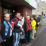RT @Radical_Indy: 30+ voter registrations for @RadIndyLeith at #Leith Job centre on Saturday, via @500voicesforyes #IndyRef #RadicalYes http://t.co/ZERD2J5zZ9