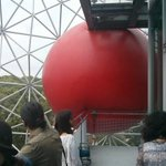 RT @Global_Montreal: The @RedBallProject rolls into #Montreal http://t.co/04PCV25f9e @billyshields has more at 6/11pm. http://t.co/whuirS279w