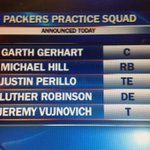 #Packers practice squad: http://t.co/B9lZGKfb8L