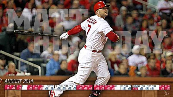Mr. August. #stlcards http://t.co/hxCJKbRoU3