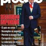 RT @Jackye_Montero: Portada de la @revistaproceso Al triunfalismo oficial se opone la realidad. #SegundoInforme http://t.co/OkbPwtmcKi