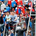 RT @24HorasTVN: ¡Bochorno en San Carlos! Desórdenes, golpes, robos y detenidos tras empate UC-OHiggins. FOTOS http://t.co/1fRDv0cZEf http://t.co/8pUhzehfts