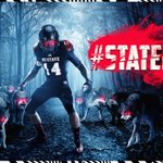 """@StateCoachD: Can't wait to see the team in all black this Saturday Night. #PackInBlack https://t.co/xWKfqGZyOI http://t.co/n6prthSRVV"""