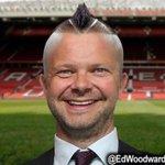 RT @theredsunited: BREAKING: Woodward hints at Vidal move! #mufc http://t.co/UDVbwKanIn