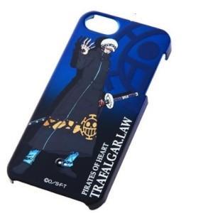 【iPhone5sケース】『トラファルガーロー』クールでイケメンなトラファルガーロー様がiPhoneケースに!!ロー様好