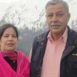 RT @rohitkoul1: @NaqKash Please let me know if anyone has seen my parents. Uploading their phot. They r stuck in ikhrajpora, Rajbagh