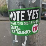 RT @Radical_Indy: #VoteYES Another Scotland is possible; Another Scotland is coming; our Scotland for all of us! #IndyRef #RadicalYes http://t.co/DYaT4B1Q8R