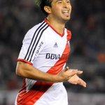 Terminó el primer tiempo. Con gol de Pisculichi, #RiverPlate iguala con San Lorenzo http://t.co/X4aGXxjOdM http://t.co/kis9wUOtxY