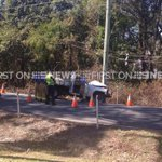 26 year old injured after car slammed into power pole at Oxenford @9NewsBrisbane @9NewsGoldCoast http://t.co/uoDvUdHIQh