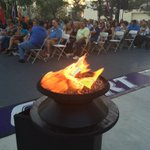 Whittier College New Student Convo/Light of Learning Ceremony is about to begin. #WCWelcome #WC2018 http://t.co/en6194Thsy