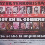 RT @MartinMilanese: RENUNCIA CFK VIEJA CHORRAAA ! MONTONEROS CHORROS #SeguridadSegunCris #SeguridadSegunCris #SeguridadSegunCris http://t.co/yzg01pWiss