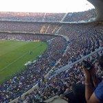 #Boca era anteultimo y asi estaba la Bombonera... http://t.co/hEuKVObPdp