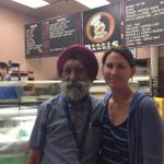 RT @DebraArbecCBC: Farewell to Mr. Singh Randhawa & family. Owner of NDGs Dads Bagels says he didnt know he was so loved till 2night. http://t.co/kgK1FP4ehv