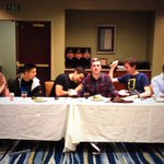RT @CTWatters: The Last @GameSpot Supper at PAX Prime. Soundtrack: Pure Moods (1994) http://t.co/dxx6wu3saH