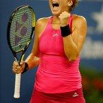 """@WTA: 17yr old Belinda Bencic upsets Jankovic 76(6) 63! Reaches 1st Grand Slam QF at #USOpen http://t.co/lAUIRkT2Mx"" 17 ans. #bruh"