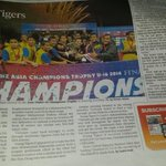 Deserving Champions Well Done Harimau Muda B16. @Khairykj @KBSMalaysia @nfdpmalaysia @FrenzUnited http://t.co/toOgHCk2sN