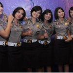 Selamat Hari Ulang Tahun Polisi Wanita Indonesia ke-66. Semoga sukses dan selalu bersahaja dgn kecantikan luar dalam. http://t.co/Z7AAk7Z7ax