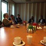 RT @BeppieSmit: @raadtilburg in gesprek met @thebe over bezuinigen, kansen, communicatie en samenhang http://t.co/5UzlYj5D0L