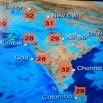 Looks like intense monsoon rains are going to hit Indian subcontinent + #Nepal this week! http://t.co/OreNsZYoPZ