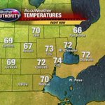 Mild start to #LaborDay -- lotta 70s across Metro #Detroit http://t.co/dZvSoN2RyH