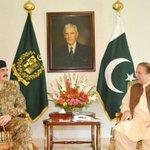 RT @etribune: (News) PM Nawaz meets COAS Raheel Sharif http://t.co/tC4o0HPTz1 #Pakistan http://t.co/7b5hk7tOcO