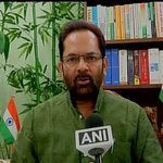 "RT @ANI_news: For Congress GDP meant ""ghotala"" so they wont see growth: MA Naqvi http://t.co/dP1fALpLNa"