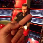 So excited to be back to work on The Voice... @adamlevine omg I miss you!! http://t.co/Y5Q9X0Uqut