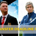 LIVE #MUFC & #MCFC linked with big-money deadline day moves - catch all the latest here! http://t.co/ZvJCYmxjdT http://t.co/jWPOTo8en3