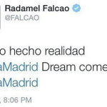RT @paddypower: Just waiting for the dream come true to go on loan to Man Utd Tweet from Falcao...#transferdeadlineday http://t.co/qxzQpHhwrt