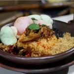 Ragam menu olahan dari bahan dasar nasi hanya ada di @nasiholic @Phoenam_Jogja #jogja #kulinerjogja http://t.co/o8OnLzd6k8