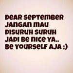 Dear September, http://t.co/5HVnclfBwJ