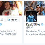 Falcao trolling the world by following Ander Herrera and David Silva: http://t.co/2nLgPQkkPj http://t.co/zrUgTGtJpa #MUFC #MCFC