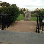Cast iron access gates completed for #Brunswicksquare #Hove #Brighton http://t.co/0cDXo8ATd3