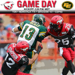 RT @calstampeders: Its Game Day! RT if youre cheering for the Stamps in the #LDClassic http://t.co/u3bw8q9YNk
