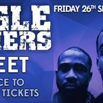 RT for a chance to win a pair of tickets to see @JungleBros4Life 26th September 2014 @GlobeCardiff #Cardiff #Hiphop http://t.co/N8bkMc2PAz