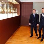 RT @Antonio_Rosique: #Chicharito ya recorre el club más exitoso en la historia. 10 Copas de Europa. #Chicharito jugará #ChampionsLeague http://t.co/SuswlREJDB
