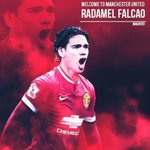 Welcome to Old Trafford!!!!! Radamel @FALCAO #SkyDeadlineDay LIVE: http://t.co/D99Ktw3SPq http://t.co/AsYU9bLpei