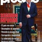 Ni el enorme gasto en simulación mediática puede ocultar el enorme fracaso del gobierno de @EPN. #InformeEPN http://t.co/sHSSULZtFZ