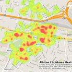 RT @BostonDotCom: There's an Allston Christmas heat map http://t.co/Ivw14za2Cx http://t.co/llsfo7hpkX