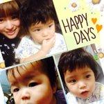 Tadi ketemu ponakan ;) Lucuuuuuuu❤️❤️❤️❤️❤️❤️❤️  今日はお姉ちゃんの子供にあってきたよー!可愛すぎるー(≧∇≦) http://t.co/liHCYx58QY