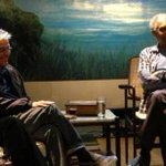 Caetano Veloso e Gilberto Gil reafirmam apoio a @silva_marina http://t.co/KuYNRkeXMw http://t.co/pMrQLO6bjX