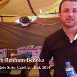 """RT @aciprensa: #VIDEO: """"Estamos muriendo"""", clama sacerdote desde campamento con 70.000 cristianos en #Irak http://t.co/GgObzSKNc6 http://t.co/5Uf7ayENWZ"""