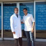 Javier Hernandez undergoing his Real Madrid medical #mufc http://t.co/s2LsWwewnX