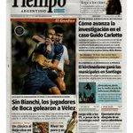 RT @infobae: <DIARIOS> Esta es la tapa de Tiempo Argentino de hoy --> http://t.co/NpeLTYAeeY http://t.co/b62Kbe2vrT