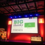RT @brightdomeconf: You werent wrong @reasonsto the opening titles were AMAZING!Welcome back to #brighton @brightdome #reasonsto #BDF14 http://t.co/u1w6UTKNFE
