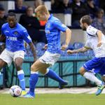 Pic: @daniel_gregson looked solid once again at the heart of the @SCFCmedia defence. County ran out 3-0 winners... http://t.co/Vr9Y6r8qaz