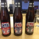 RT @NiallFoster: @brainsbrewery getting ready for #NATOSummitUK http://t.co/B9H5vua0cw