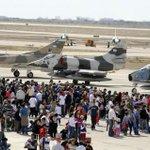 Furor en #Mendoza por exhibición aérea en la IV Brigada http://t.co/261eMGHIho http://t.co/8ZxW6Pq2be