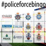 RT @WalesOnline: Playing #policeforcebingo ahead of the Nato Summit? See if you can spot all this lot http://t.co/ua7CBvqpLz http://t.co/vKMcTkeaed