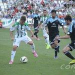 RT @cordobacfsad: Los jugadores sintieron el apoyo de la grada durante todo el partido. Gracias, afición. #CCF http://t.co/LSko529v3o